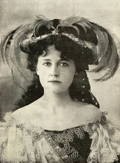 Russian woman ~ 1890's
