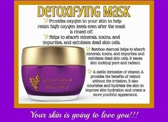 Yessssss Please!!! If you haven't tried Younique's Bamboo Charcoal Detoxifying Mask Girl your missing out BIG!!! All my clients ages 15-72 feedback are insane and every single one of them LOVE IT!!! I know exactly why being that this is one of my top sellers along with the skin pore purifying cleanser and my personal top favorites!!! www.debsbeautyshop.com