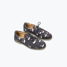Oxford Swan - Insecta Shoes
