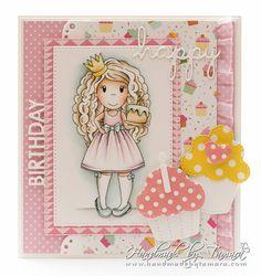 The Paper Nest: Birthday Princess Ellie.....