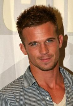 Cam Gigandet - nasty vamp in first Twilight - ridiculously pretty.