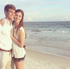 Sadie and her boyfriend. (Instagram/Sadie Robertson)