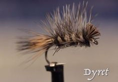 Here's a great caddisfly imitation from Norwegian tier Gunnar Bingen, which is meant to be fished in rough, broken water. I'll bet that it also works well as a skittering caddis, too. In this. . .Read More »