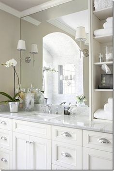 Dream Master Bathroom Inspiration!
