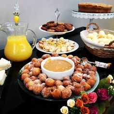 Ideas Breakfast Buffet Bar Brunch For 2019 Breakfast Buffet, Breakfast Bake, Brunch Mesa, Catering Buffet, Catering Events, Ham Dinner, Pause Café, Coffee Tasting, High Tea