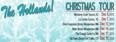 The Hollands! Christmas Tour