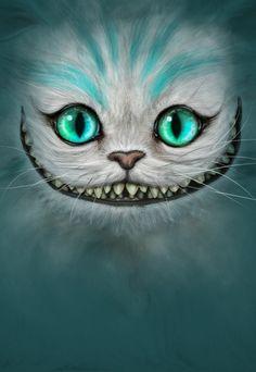 Love the Cheshire cat ...❤...