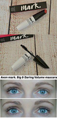Avon Mark Big & Daring Volume Mascara review.  #avon #avonmark #avonmascara #mascara #mascarareview #ripsmetušš #beautyblogger #ilublogi #ilublogija #estonianbeautyblogger #balticbeautyblogger