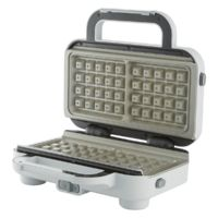 Create Fluffy and Delicious Golden Waffles in Minutes with the Breville DuraCeramic Waffle Maker All While Reducing Mess and Clean up Time. Buy From Breville Online Today! Panini Maker, Waffle Iron, Cheesecakes, Sandwiches, Tiramisu, Gift Ideas, Create, Desserts, Silver