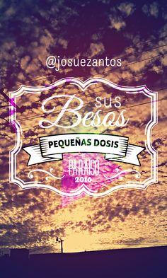 #Sus besos Josue Zantos