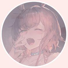 Cute Anime Profile Pictures, Cute Anime Pics, I Love Anime, Anime Girl Drawings, Anime Couples Drawings, Anime Art Girl, Chica Anime Manga, Anime Neko, Kawaii Anime