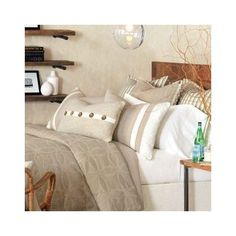 Eastern Accents Silas Duvet Cover Set Size: Daybed