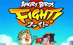 Angry Birds Fight: Of course Rovio had to be part of the fun of making match three style games. It's such a popular genre right now they just couldn't keep their birds away from it.  #angrybirds #puzzle #free #mobile #game #review #iOS #Android