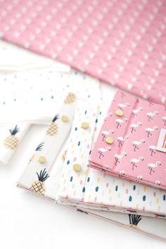 Easy DIY Fabric Scrapbook Journal