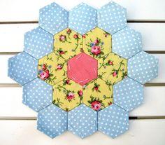 Grandmother's flower garden patch 2 by Michelle Conley, via Flickr