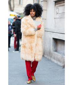 Fur_La Fashion Week automne-hiver 2016-2017 de Milan