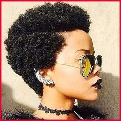 How to style afro kinky hairstyles for Afro carribean women with natural hair. From big afro styles, curly twist outs, afro up-do's and Cute Short Natural Hairstyles, Dope Hairstyles, African Hairstyles, Black Hairstyles, Children Hairstyles, Simple Hairstyles, Hairstyles 2018, Tapered Twa Hairstyles, Wedding Hairstyles