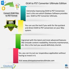 If all that you want are safe and fast convert from outlook mac, #OLM to #PST format, this simple tool could work wonders for you. Download trial version free! http://www.olmtopstconverterultimate.com/convert-olm-to-pst-free/