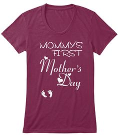 Mother's Day Gifts For Your Mom Tshirt Cranberry áo T-Shirt Front