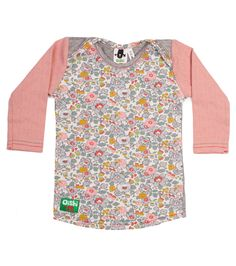 Swift Bloom LS T-shirt, Oishi-m Clothing for kids, 2012, www.oishi-m.com