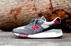 New Balance 998 Made in Usa Fall/Winter 2012
