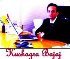 #kushagra_bajaj A leading Entrepreneur