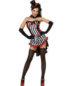 Smiffy's – Disfraz de vampiro para mujer, talla S (32953S)