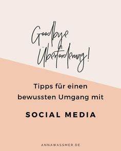 Social Media Detox ist gerade für viele die Lösung. Langfristig macht der bewusste Umgang mit Social Media aber wesentlich mehr Sinn. (scheduled via http://www.tailwindapp.com?utm_source=pinterest&utm_medium=twpin&utm_content=post106318235&utm_campaign=scheduler_attribution)