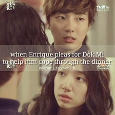 Seriously Enrique is one of my most favourite characters ever along with Park Bong Soo #flowerboysnextdoor #kdrama