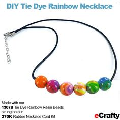 DIY Jewelry Crafts: Boredom Busters for Kids and Camps ~ Easy DIY Necklaces | DIY Jewelry & Crafts from eCrafty.com #ecrafty #ecrafty.com #summercrafts #kidscrafts #diyjewelry #diycrafts #beginnerjewelry