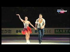 Anna Cappellini / Luca Lanotte EX (+encore) 2014 Worlds - YouTube