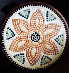 mosaic-marble-table-top - The world's most private search engine Mosaic Tile Table, Mosaic Coffee Table, Mosaic Tray, Mosaic Pots, Ceramic Mosaic Tile, Mosaic Wall Art, Mosaic Garden, Marble Mosaic, Mosaic Glass