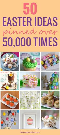 There are more than 50 now that a lot of pinning about Easter has been happening leading up to Easter this year. Hoppy Easter, Easter Bunny, Easter Eggs, Easter Food, Holiday Crafts, Holiday Fun, Holiday Ideas, Easter 2014, Different Holidays