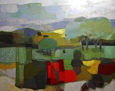 Colville Barclay, Poppy Field. Jenna Burlingham Fine Art