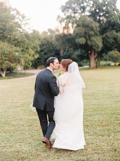 romantic post-ceremony moment | Ryan Price