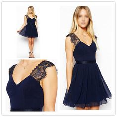Summer Women Sleeveless Backless Sexy Cocktail Evening Party Lace Mini Dress new #Unbranded #Casual #Casual