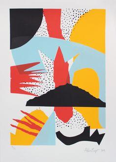 Pile to the sandbox - workshop bingo. Abstract Pattern, Abstract Shapes, Graphic Patterns, Print Patterns, Art Du Collage, Poster Art, Photocollage, Art Sculpture, Art Et Illustration