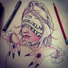 Wonderful tattoo idea.