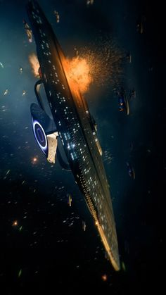 Star Wars: Episode V – The Empire Strikes Back – Movie stills and photos Nave Enterprise, Star Trek Enterprise, Star Trek Voyager, Star Trek Wallpaper, Aliens, Spaceship Art, Spaceship Concept, Starfleet Ships, Star Trek Characters