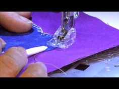Applique Foot AP for Janome 9mm Machines