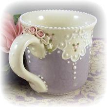 Lacy Grace Mug
