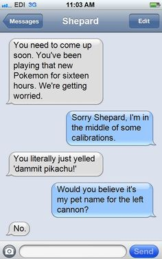 normandy crew text messages mass effect - Google Search