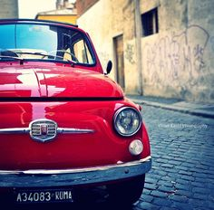 Little Red Fiat