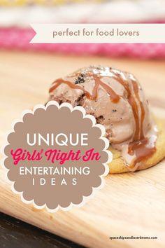 Girls' Night In Food Ideas with Hamptons Lane