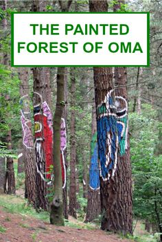 painted forest oma