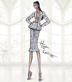 Hayden Williams Haute Couture SS15: Look 2