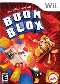 Amazon.com: Boom Blox - Nintendo Wii: Video Games