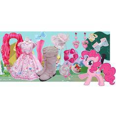 My Little Pony Lolita: Pinkie Pie