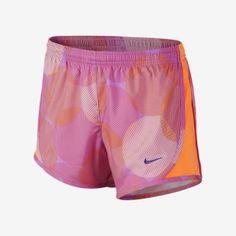 """Nike 3.5"""" Tempo Graphic Girls' Running Shorts"""