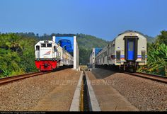 RailPictures.Net Photo: CC201XX PT Kereta Api Indonesia GE U18C at Jenar, Indonesia by Rendra Swariyan Habib